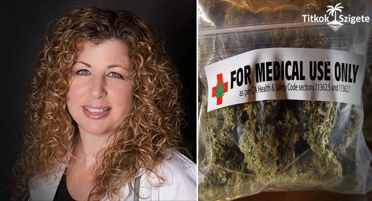 Dr. Bonni Goldstein: a kannabisz úttörő jelentőségű lesz a rák, az epilepszia és sok betegség gyógyításában