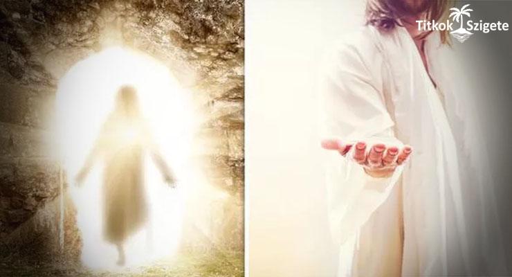 hogyan állította vissza Jézus a látását